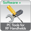 RF Handheld PC Tools