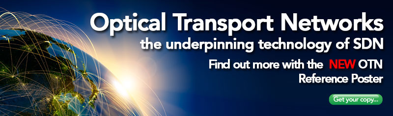 Optical Transport Networks - the underpinning technology of SDN