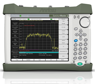 Spectrum Master Handheld Spectrum Analyzer MS2713E