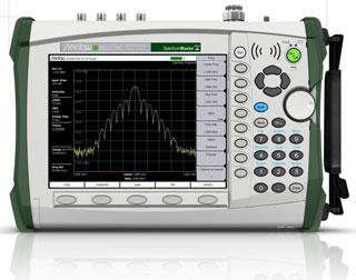 Spectrum Master MS2726C