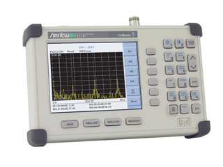 Site Master™ Cable and Antenna Analyzer S331D