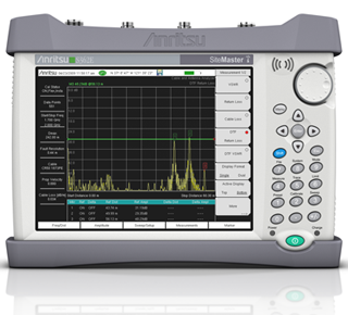 Site Master™ Cable & Antenna Analyzer + Spectrum Analyzer S362E